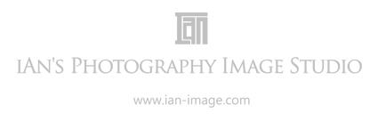 伊恩攝影 iAn's  IMAGE STUDIO |  自然有溫度的拍照風格 logo